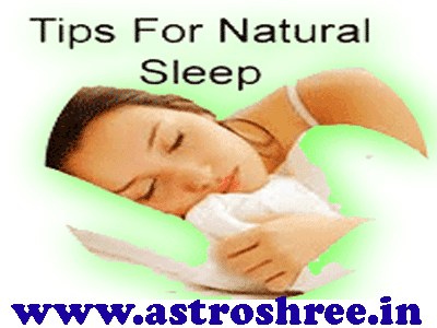 tips to have healthy sleep