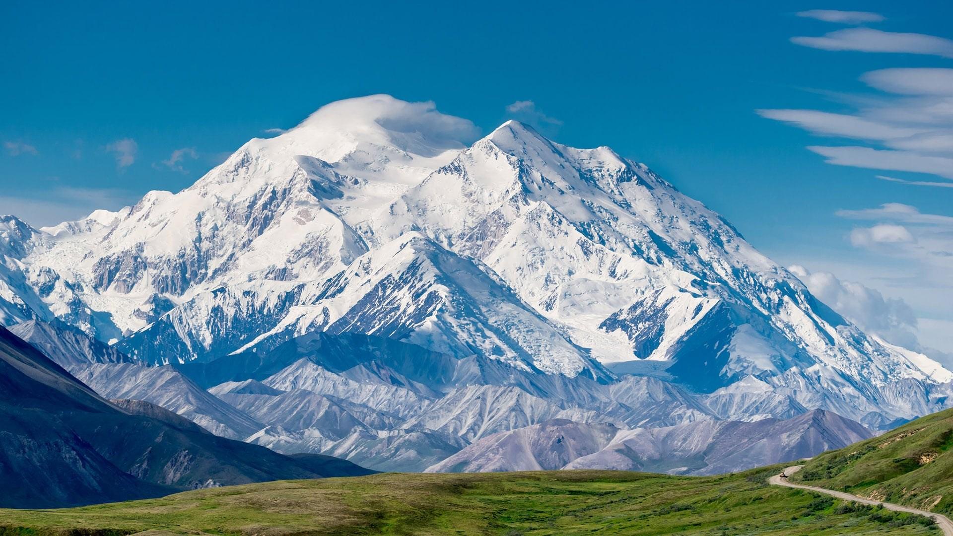 Гора Денали (гора Маккинли), Аляска