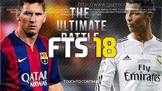 FTS 18 Patch By Idanleutik Beta Apk + Data Obb