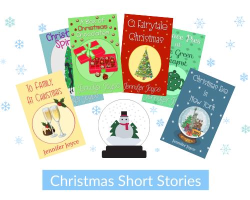Christmas Short Stories by Jennifer Joyce