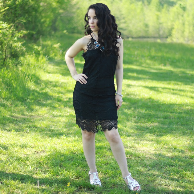 Lace Dresses for Spring