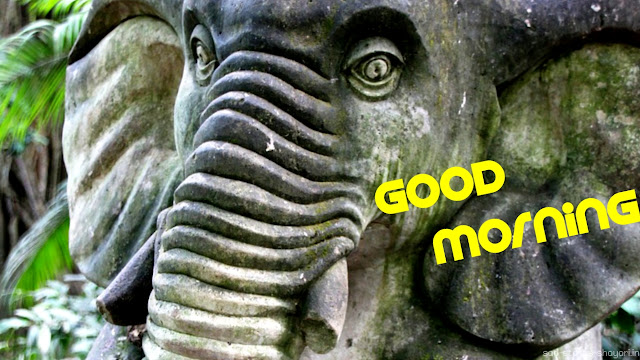 lord ganesha Good morning images