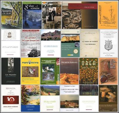 Pequeña bibliografía serrana