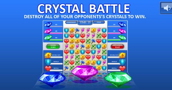 Crystal Battle Online