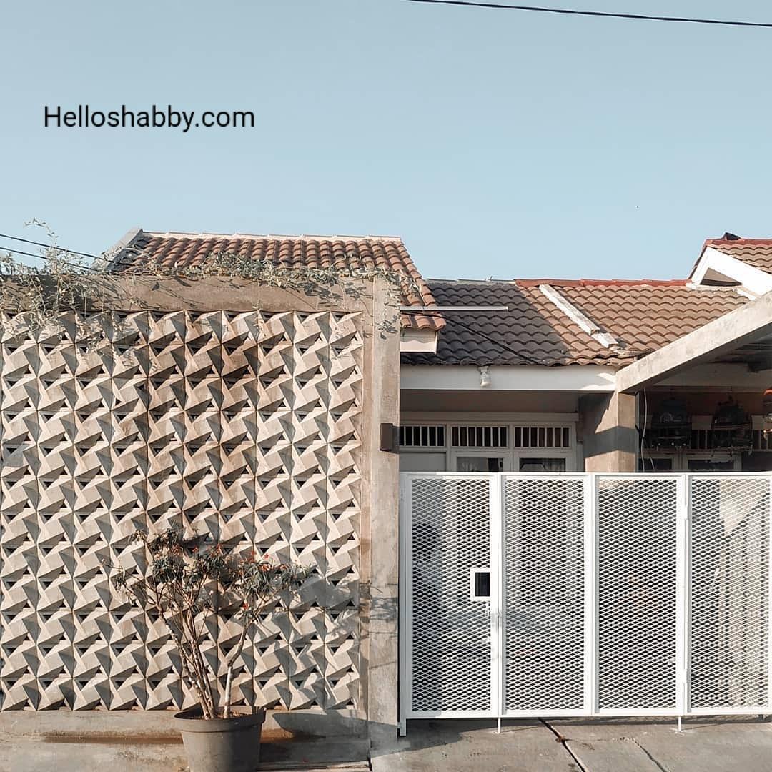 Model Pagar Rumah Minimalis Dengan Harga Murah Helloshabby Com Interior And Exterior Solutions