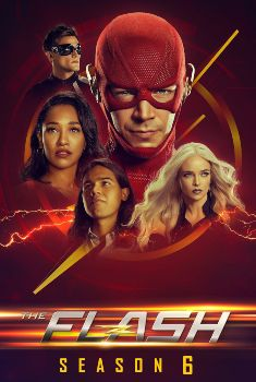 The Flash 6ª Temporada Torrent - WEB-DL 720p/1080p Dual Áudio