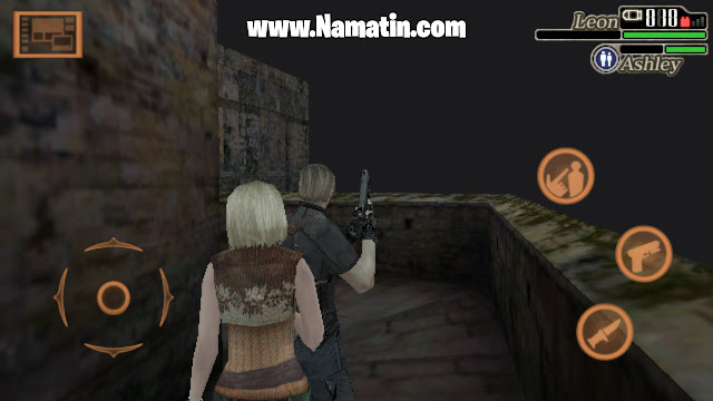 Resident Evil 4 Android Unlimited Ammo dan Unlimited Money