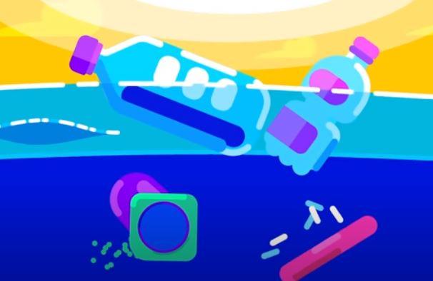التلوث البلاستيكي: كيف يحول البشر العالم إلى بلاستيك