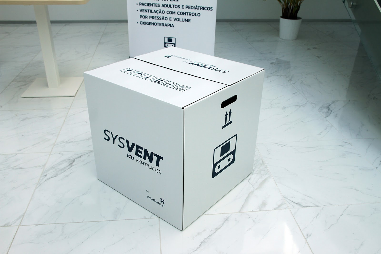 SYSVENT OM1 box