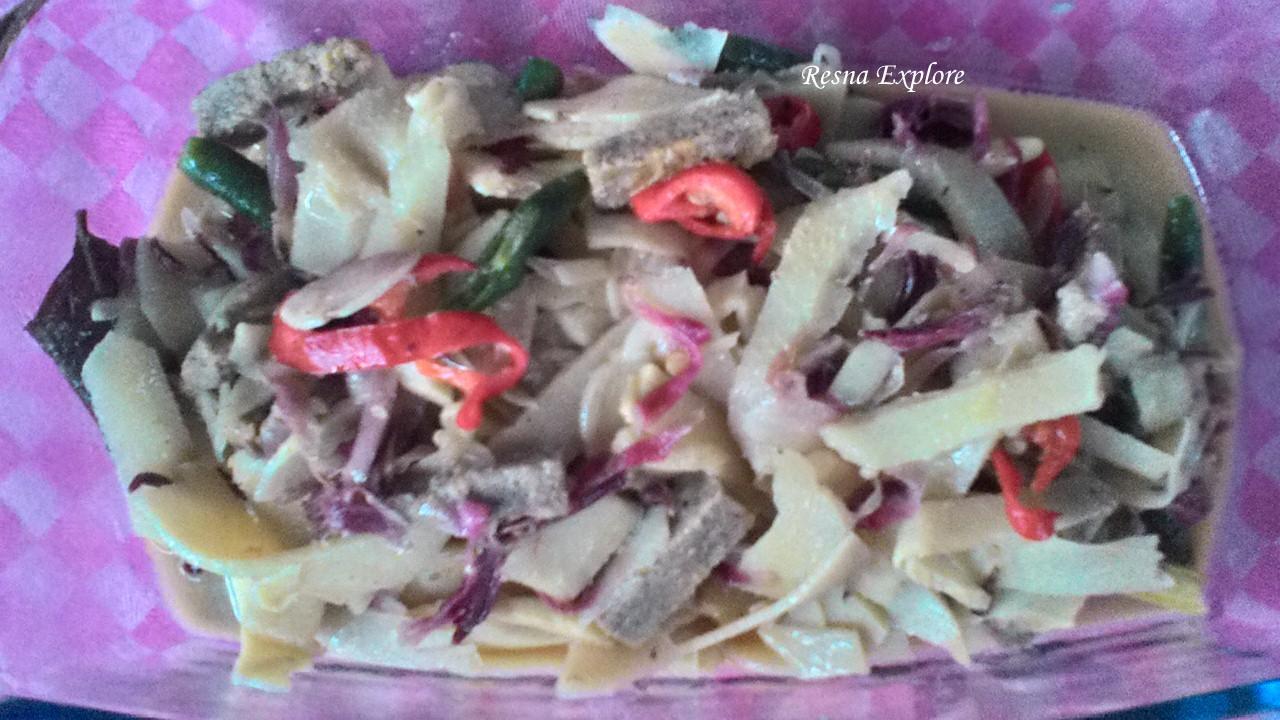 Resna Cooking Story Ragam Lodeh Di Daerah Priangan Resep Dan Cara Membuat Lodeh Katopes Lodeh Pakis Dan Lodeh Iwung