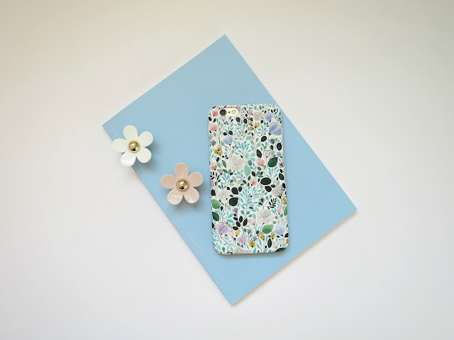 Caseapp Custom iPhone 6 Case Cover Floral Personalised