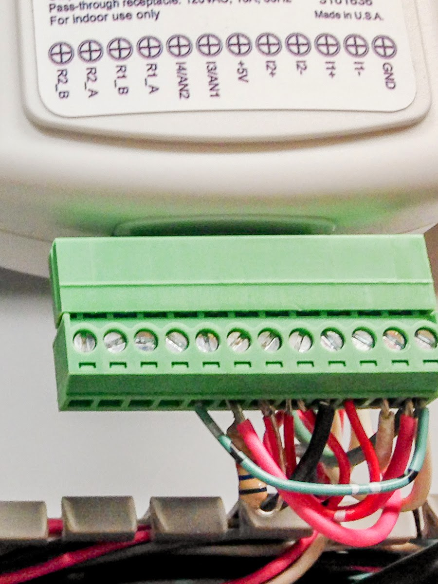 Glen's Home Automation: House Freeze Alarm / Furnace