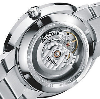 Calibre ETA 2824-2 Montre Rado D-Star 200