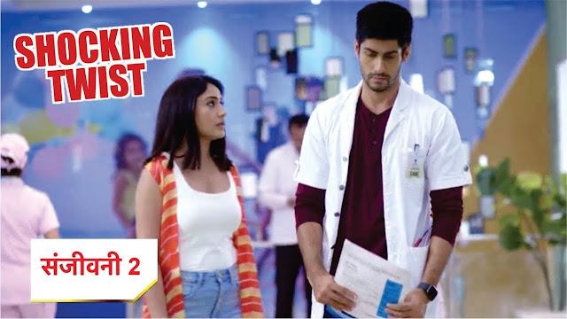 Sid's first marriage past worsens Sid and Ishani's present love relationship in Sanjivani 2