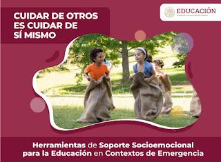 Cuidar de otros es cuidar de sí mismo Herramientas de soporte socioemocional para la educación en contextos de emergencia