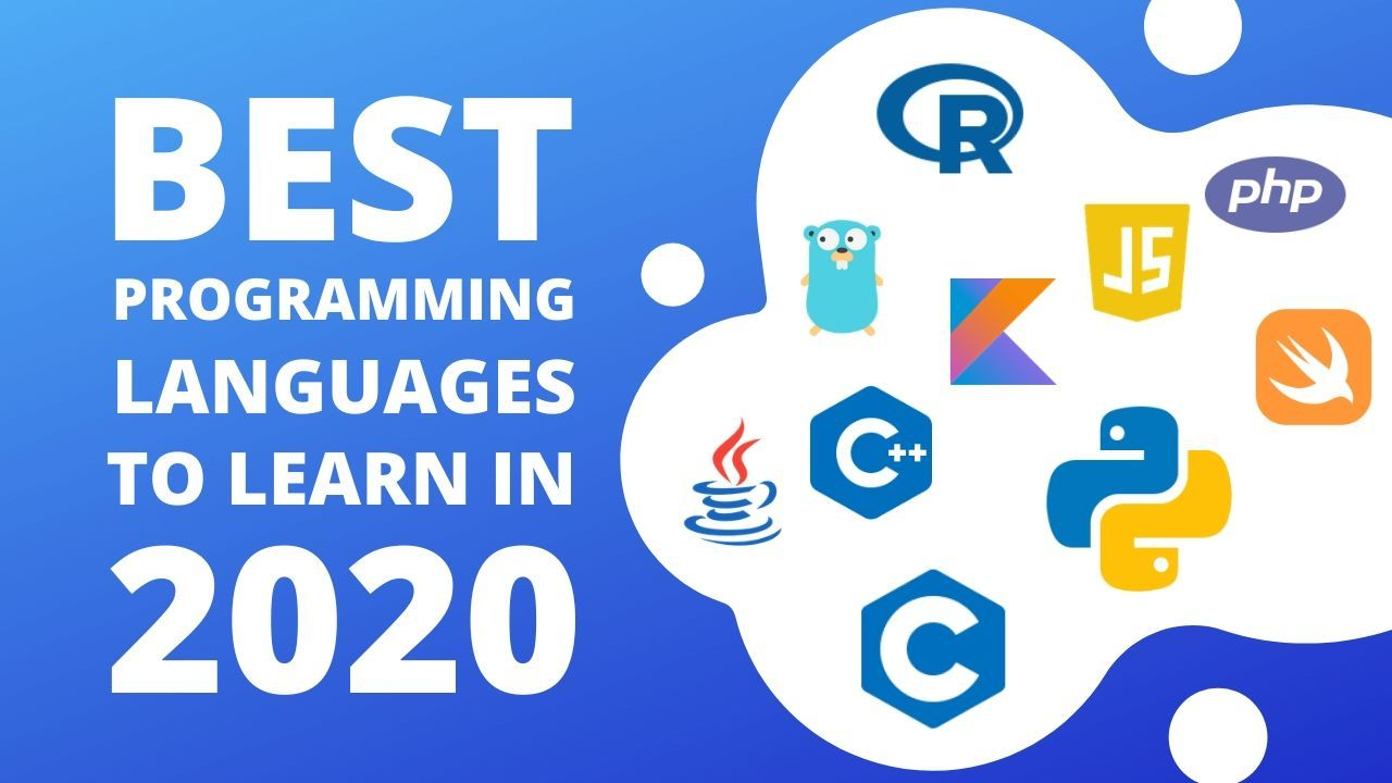 best programming languages to learn in 2020, most popular programming languages, programming languages to learn,most popular programming languages to learn