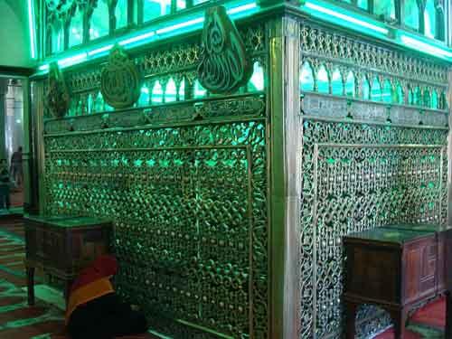 Makam Syaikh Al-Sayyid Ahmad al-Badawi