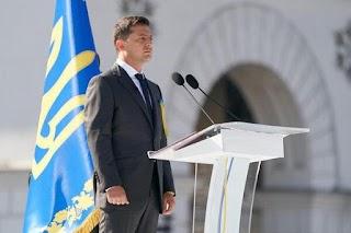Зеленський виступив з потужним зверненням до українців