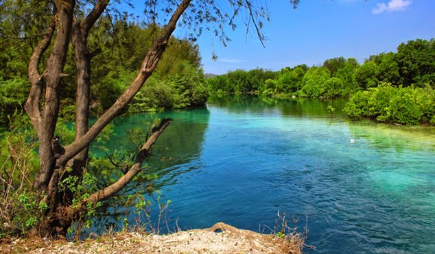 Danau Tasikardi Banten