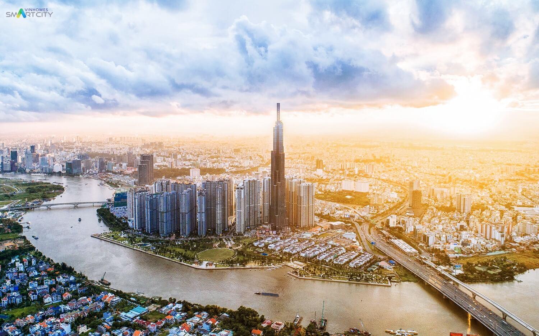 Vingroup - Ông chủ toà nhà cao nhất Việt Nam
