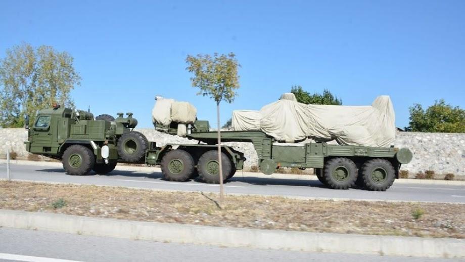 ΗΠΑ: Το Κογκρέσο ψήφισε κυρώσεις για τους S-400 της Τουρκίας