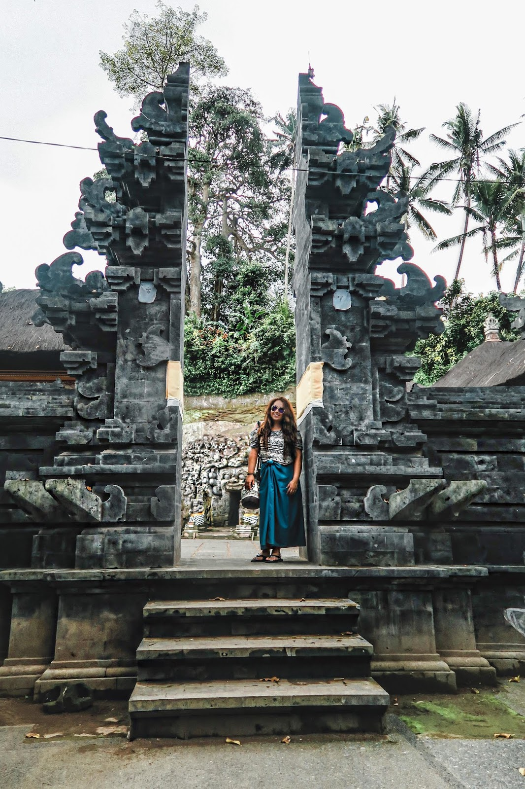 Goa Gajah Ubud Bali Indonesia