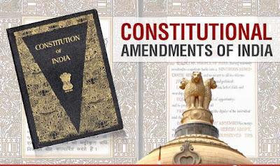 103rd Constitutional Amendment Act 2019