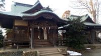 北野天満社 社殿