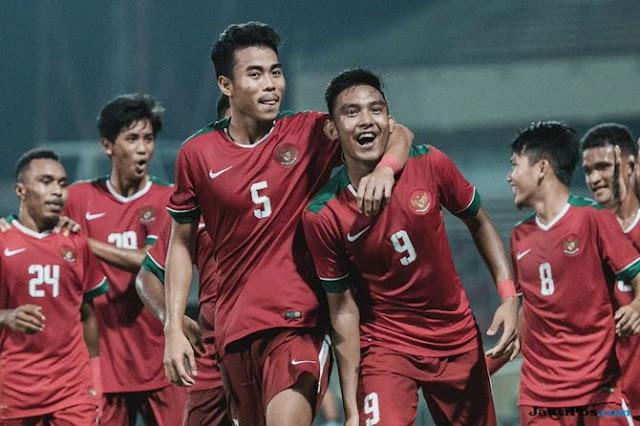 Indonesia, Selamat Datang di Semifinal Piala AFF U-19 2018