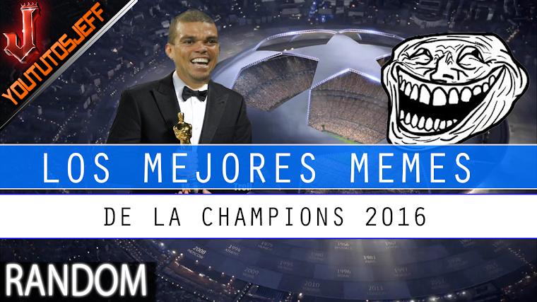 Los mejores MEMES de la Champions 2016