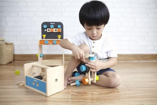 Dlaczego warto kupować drewniane zabawki dla dzieci?