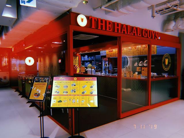 The Halal Guys, Hongdae