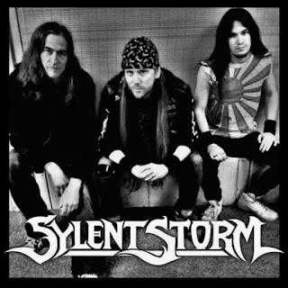 "Sylent Storm - ""Patriots of Metal"" (video) from the s/t ep"
