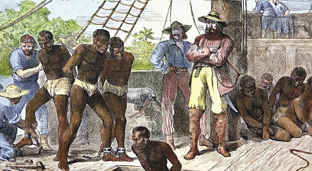 La Corona Española y el comercio de esclavos africanos