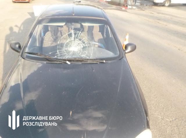П'яний поліцейський на авто збив жінку, за справу взялося ДБР