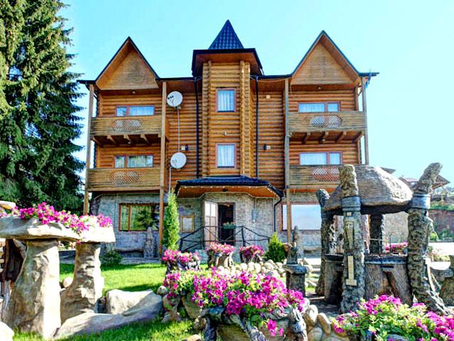 Буковель готель Стара Правда Bukovel