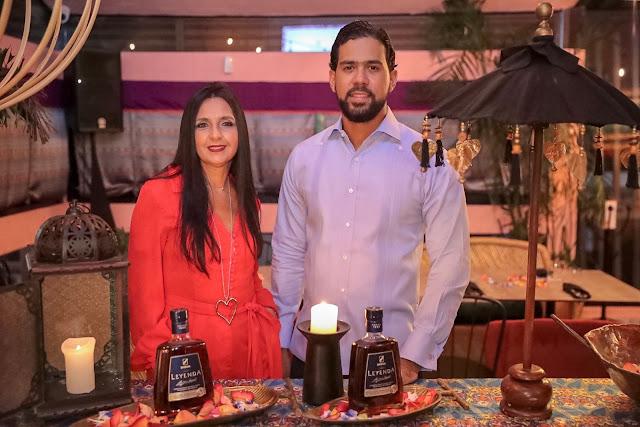 Susana Ortega y Carlos Báez
