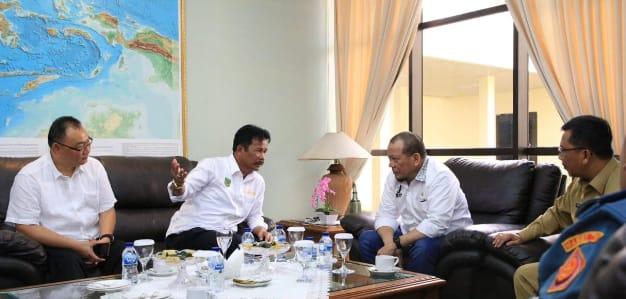 Pemprov Kepri Adukan Menhub ke DPD RI, Kasus Apa?