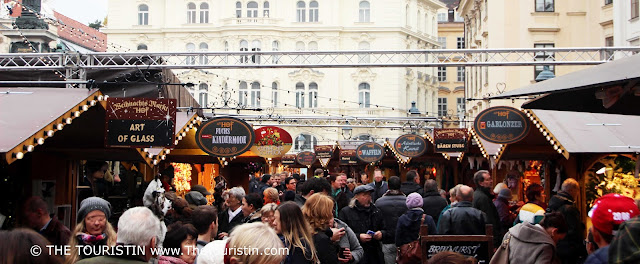 Travel Austria. 2018 Guide to Magical Christmas Markets in Vienna