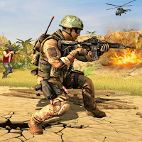 Encounter Strike: Real Commando Secret Mission Mod Apk