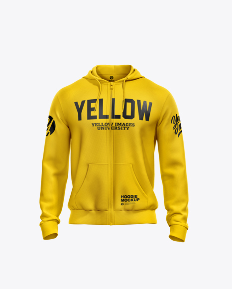 Download Hoodie Logo Mockup Yellowimages