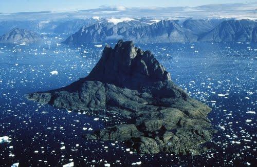 Paisagens da Groenlândia