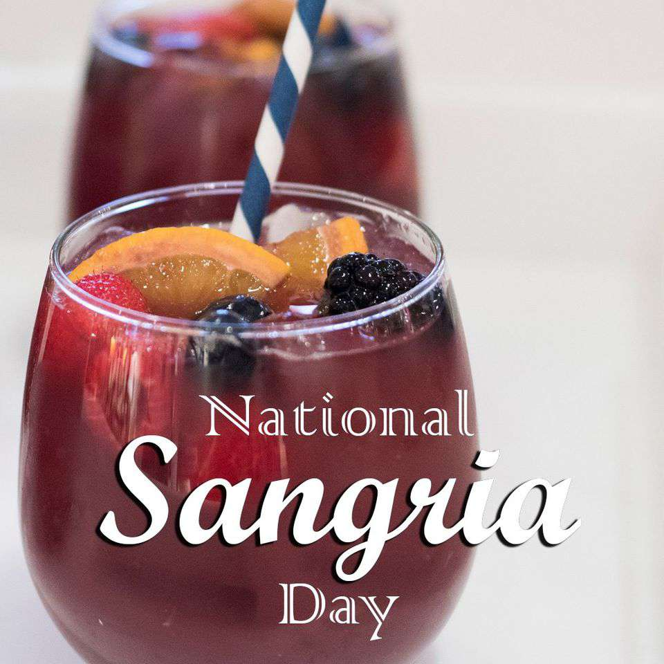 National Sangria Day Wishes