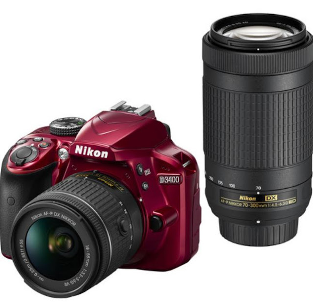Nikon D3400 DSLR the Best Camera Camera