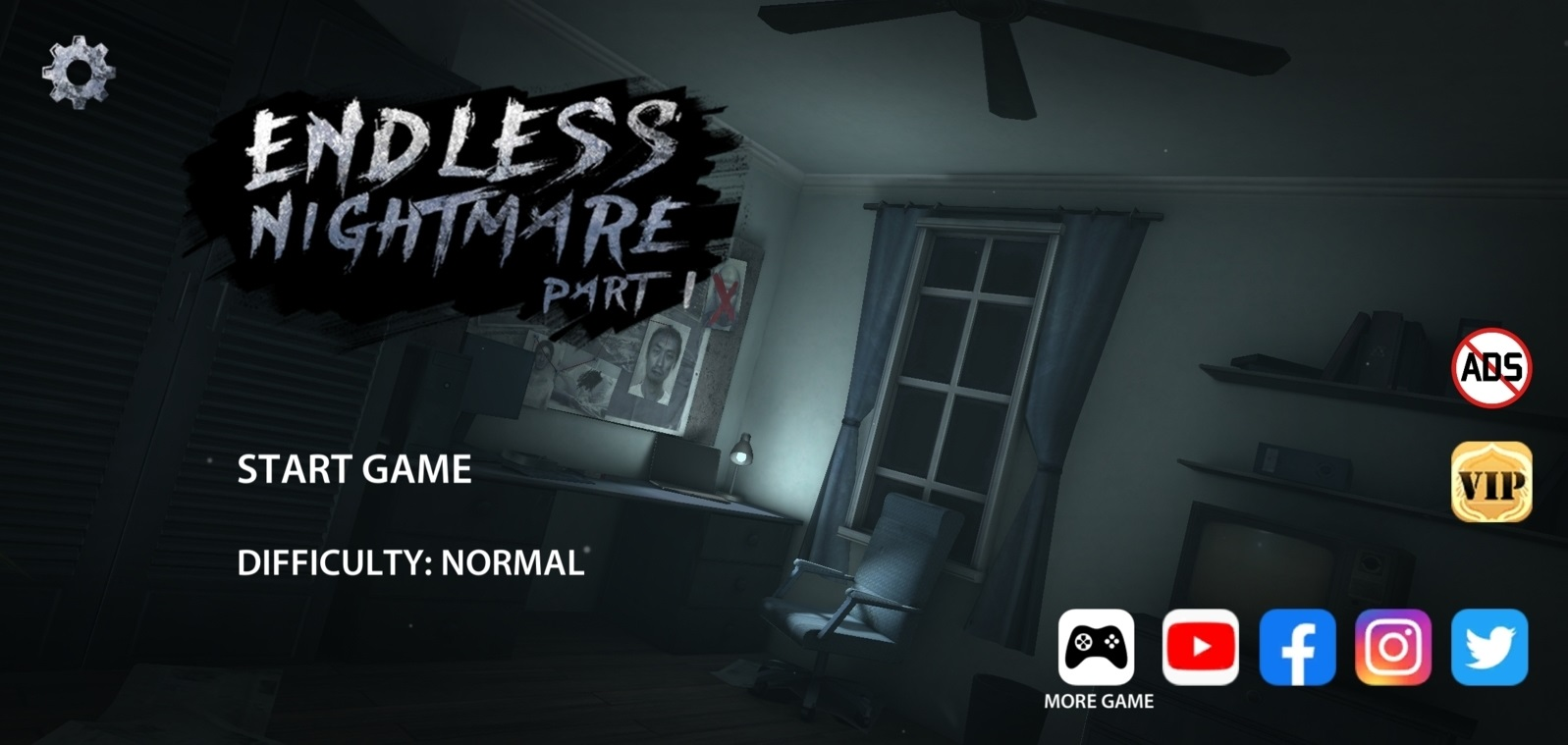 Endless Nighmare Apk