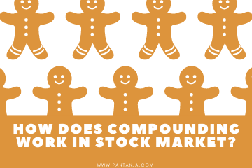 How compounding works in stock market?