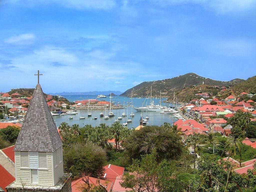 Some Photo Collection of Gustavia