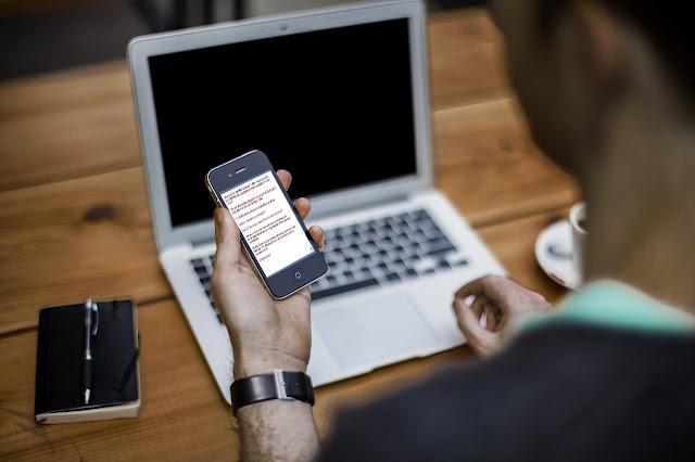 Pengalaman Ngeblog Selama Satu Minggu Hanya Menggunakan HP Android