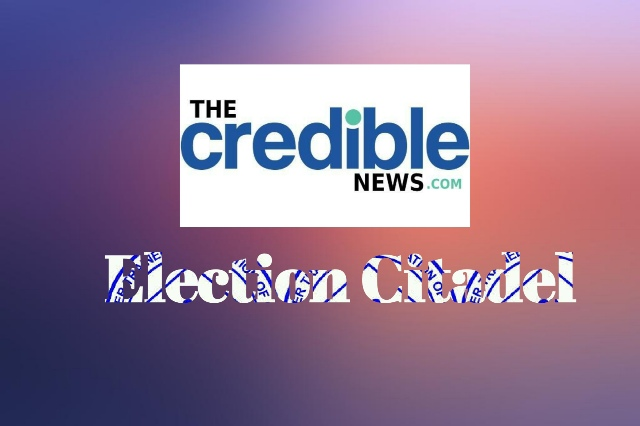Get Your Credible Election Results Here