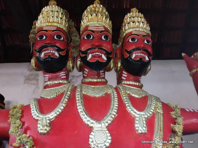 Mekkekattu temple dolls udupi